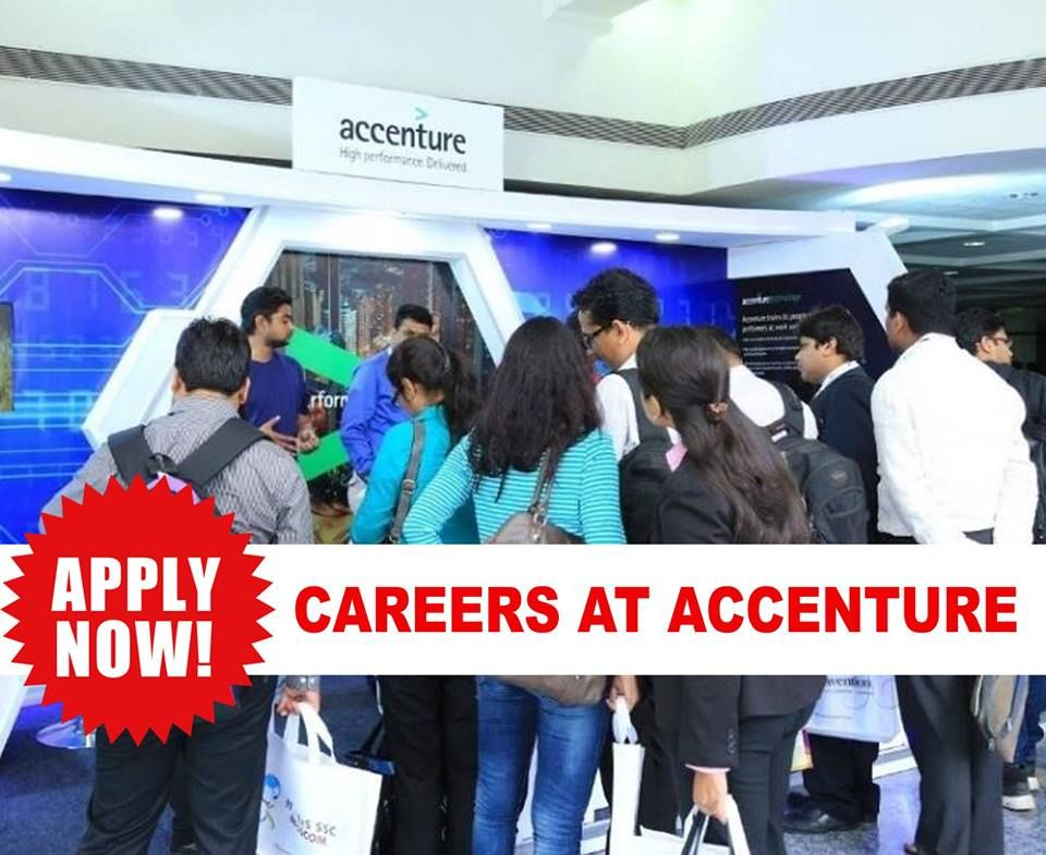 Accenture Careers Accommodation Free Visa Ticket Benefits Click Here To Apply List Of Jobs Career Job Opening