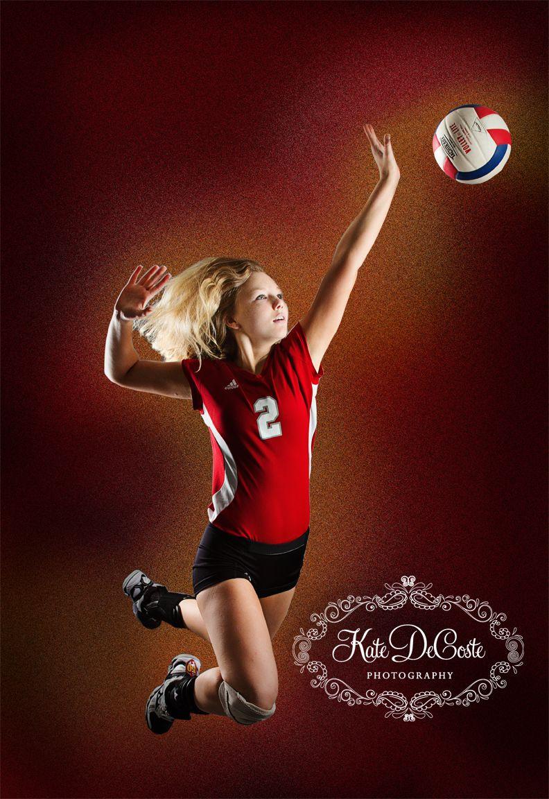 female senior photography sports pose | My Senior Work ...