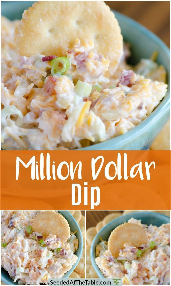 Million Dollar Dip #milliondollardip
