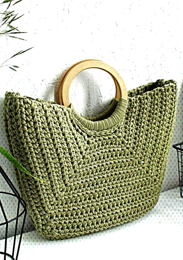 Crochet Bag Models Worth Seeing In August 2019 - Page 11 of 40 -