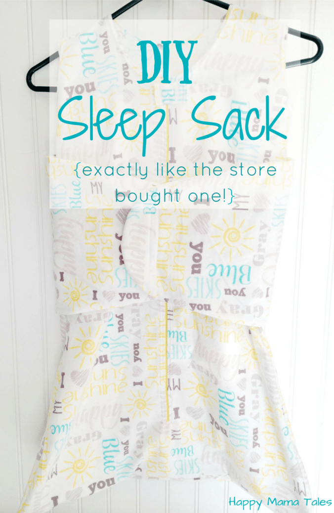 DIY Sleep Sack for Baby   Craft   Pinterest   Bebe, Costura and Saco ...