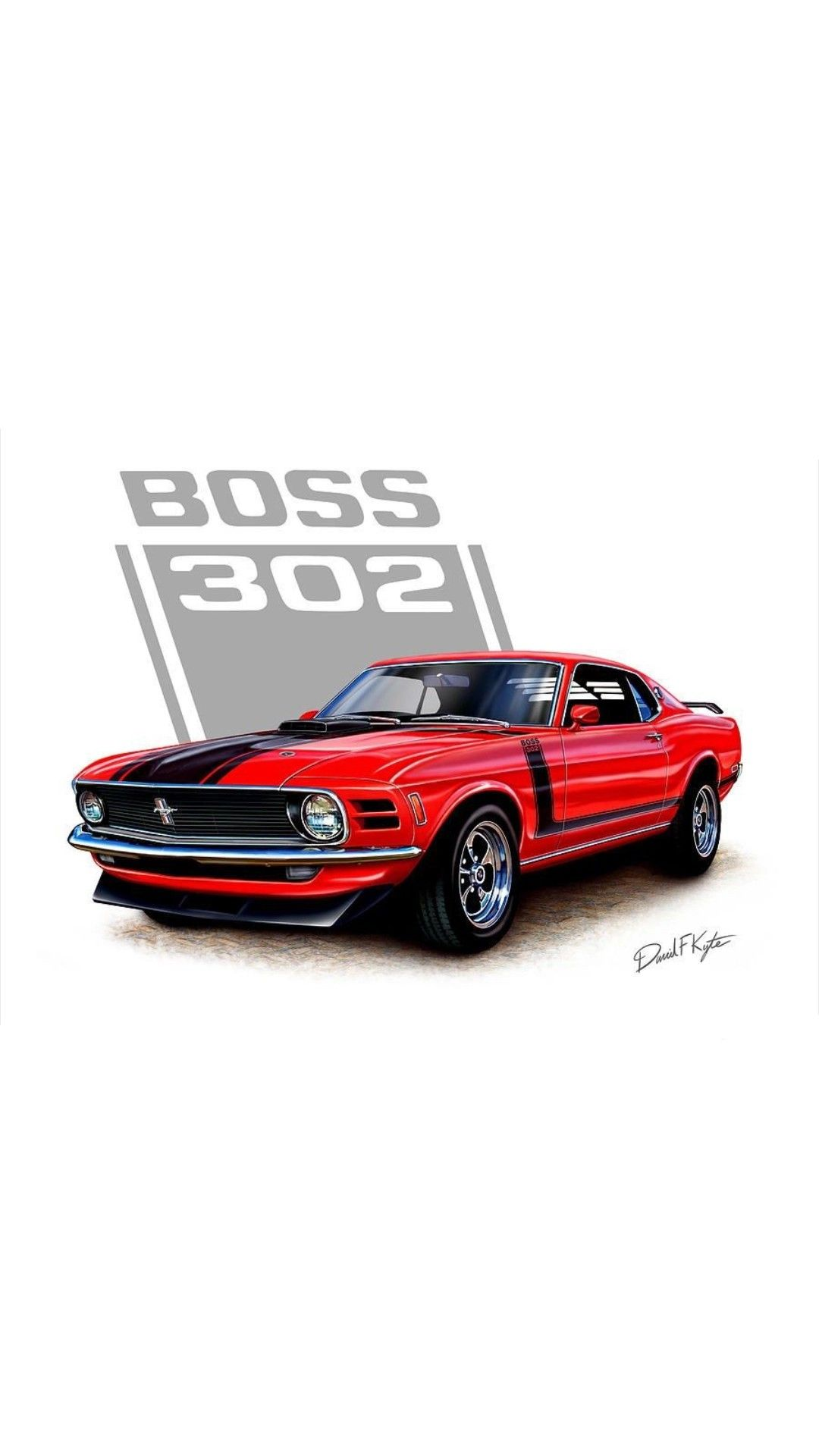 Ford Mustang Boss 302 Car Wallpapers Cars Vintage Cars