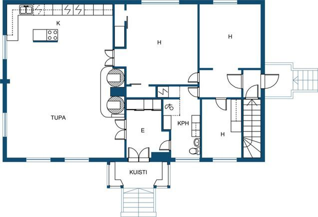Myydään Omakotitalo 4 huonetta - Tuusula Tuusula Vanha Ruskelantie 33 - Etuovi.com 2203930