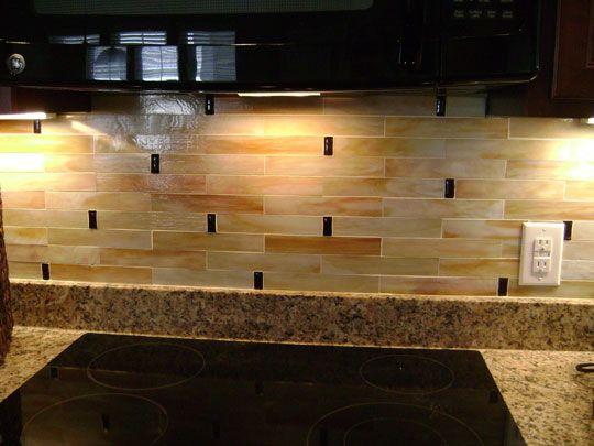 Stained Gl Mosaic Tile Kitchen Backsplash Designer Mosaics