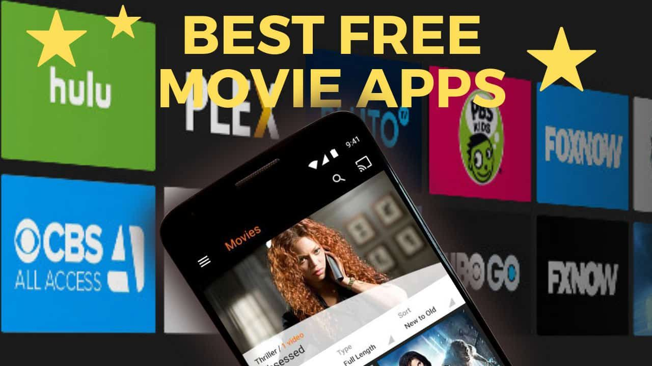 Stream free movies from your phone or tablet.This list of