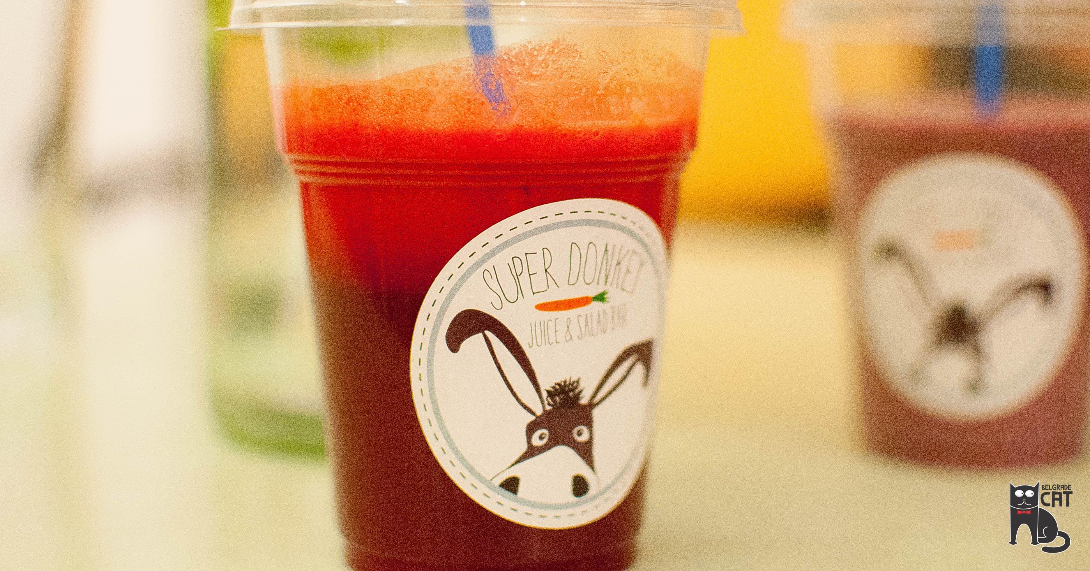 Super Donkey Smoothie Me A Juice Belgradecat Super Donkey Juice