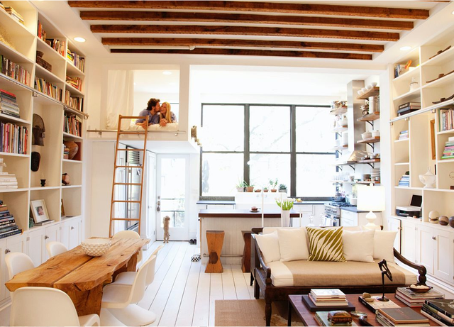 studio apartment tumblr. Studio Apartment By The Brooklyn Home Company Small Spaces  White Oasis Pinterest Apartment