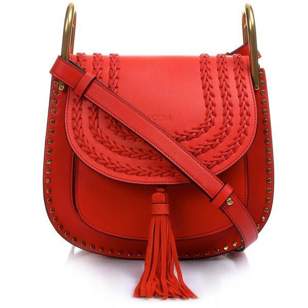 gustó cuero Hudson de Hombro Chloe cruzar Rojo pequeño Bolsos de Chloé Con en para Ars Polyvore ❤ Bolsos Bolsos 26 Me 595 Crossbody Bolso d7xY4qSw
