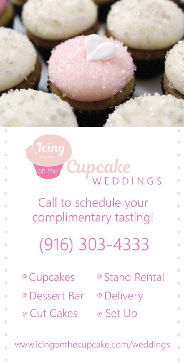 Best Sacramento Wedding Bakery / Best Tahoe Wedding Bakery