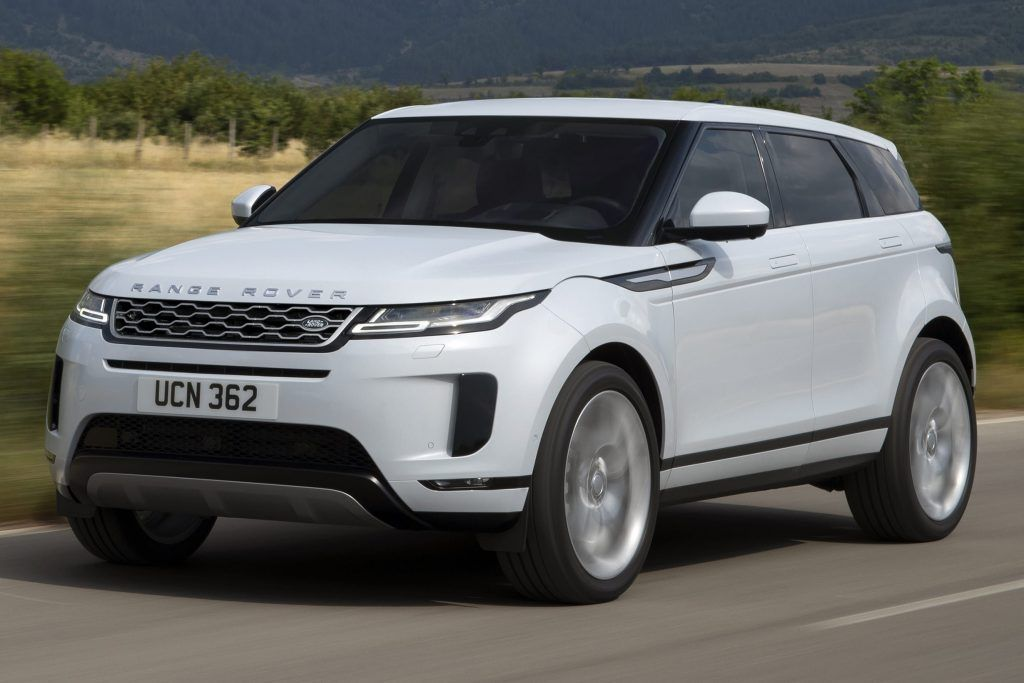2019 Range Rover Performance And New Engine