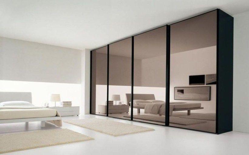 40 Sliding Wardrobe Door Design Ideas For Bedroom That You Must Imitate Sliding Door Wardrobe Designs Wardrobe Design Bedroom Wardrobe Door Designs