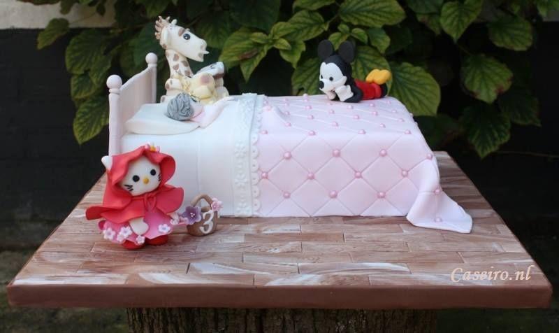 Little Red Ridinghood / Hello Kitty