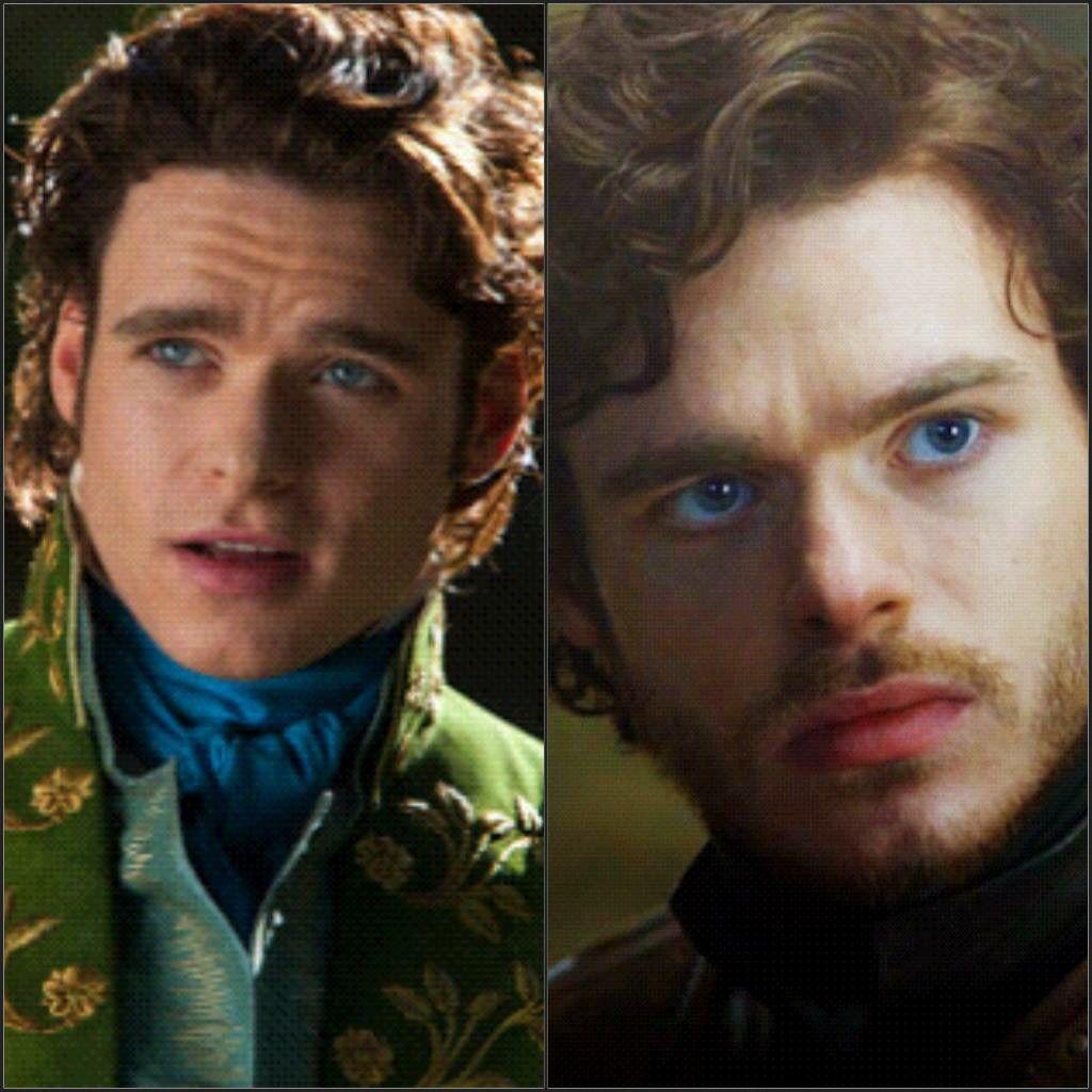 Prince Charming - King of north ( Richard Madden )
