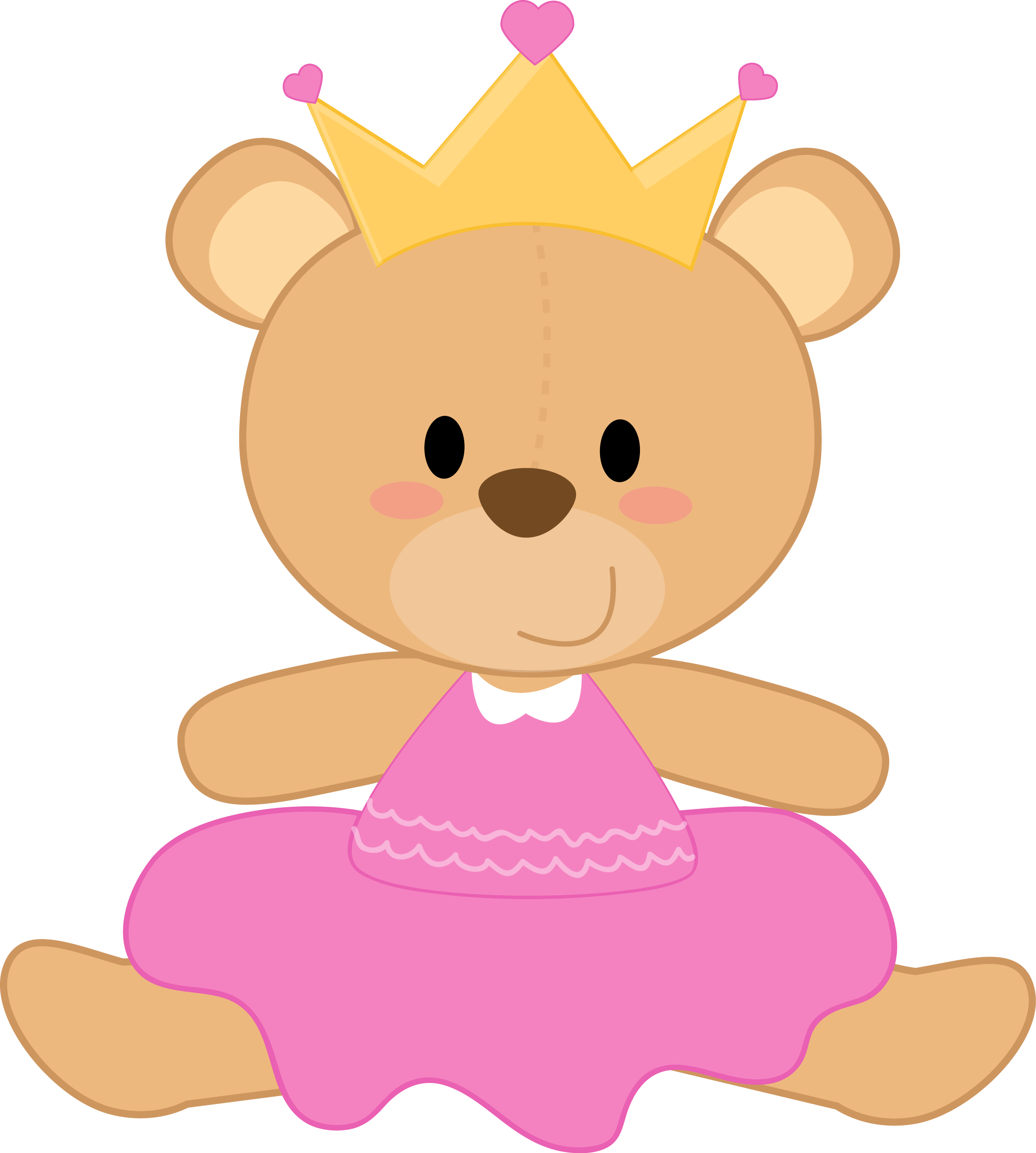 CH.B *✿* PRINCESAS DE CUENTO ✿ | dibujos de osos | Pinterest ...