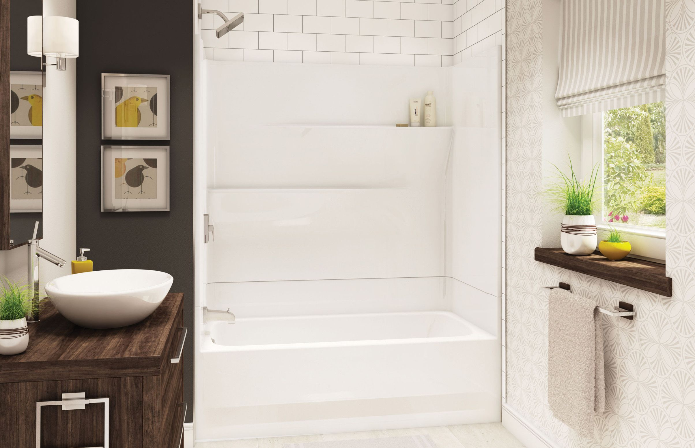 Gallery TS-6030 | Pinterest | Alcove, Tubs and Bath