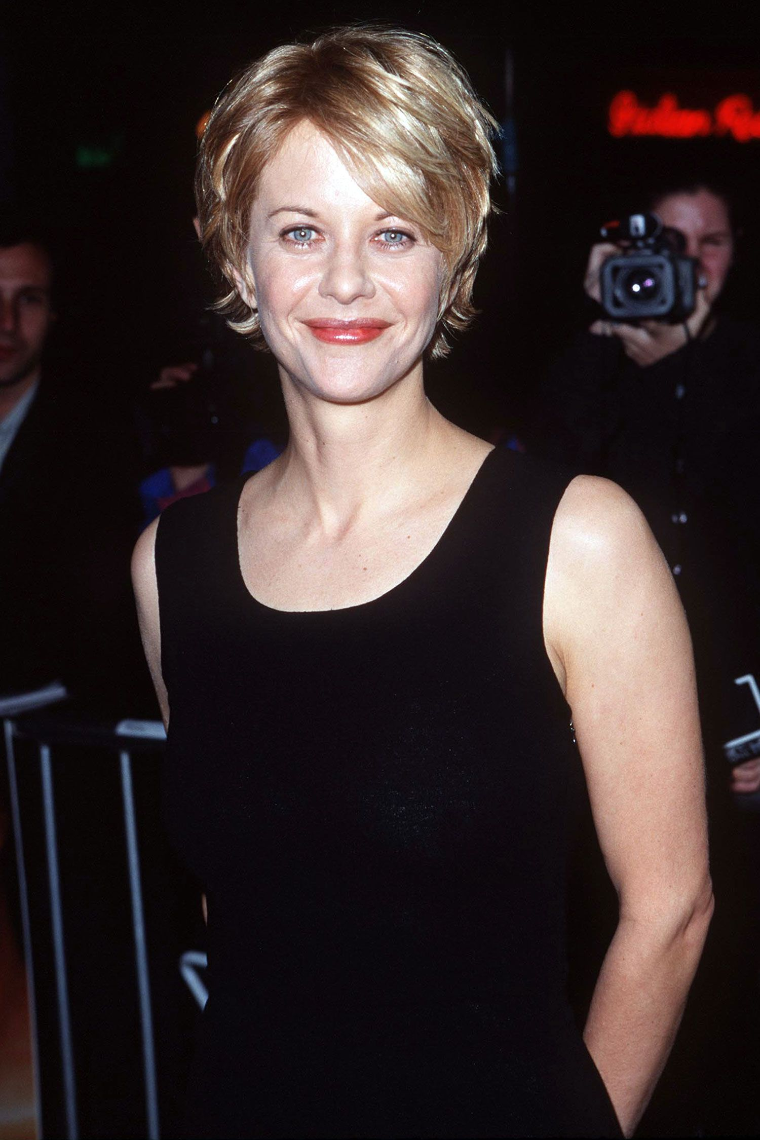 the top pixie haircuts of all time | harper | meg ryan