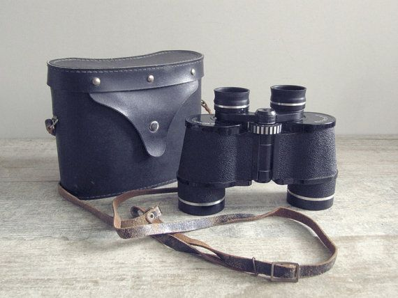 079c79f8fe Soviet Vintage Binoculars Berkut 7 - Russian binoculars in original black  leather case - Berkut 7x35 - made in USSR. on Etsy, $105.00