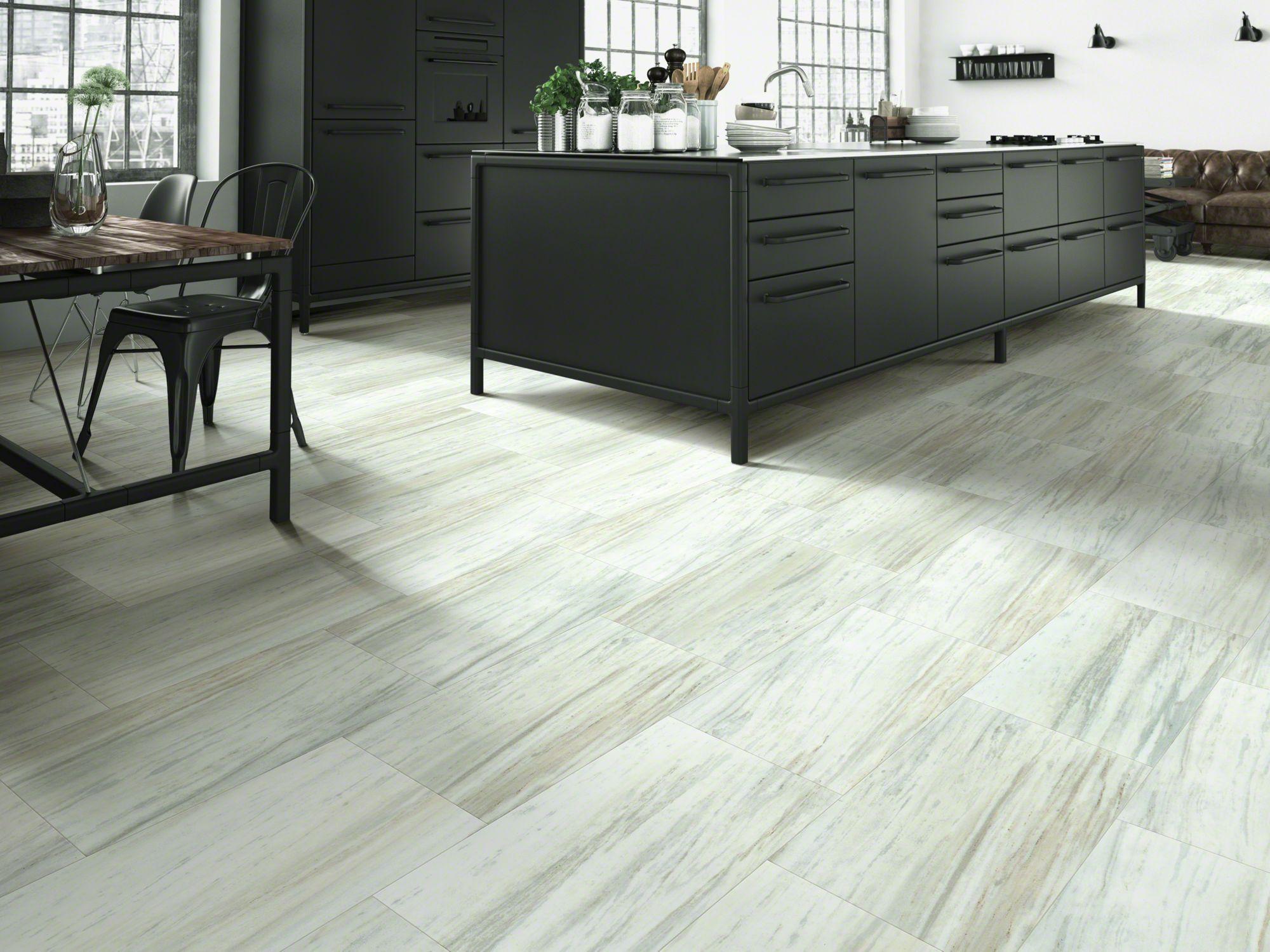 Stone Works 720c Plus Room View Flooring, Wood plank