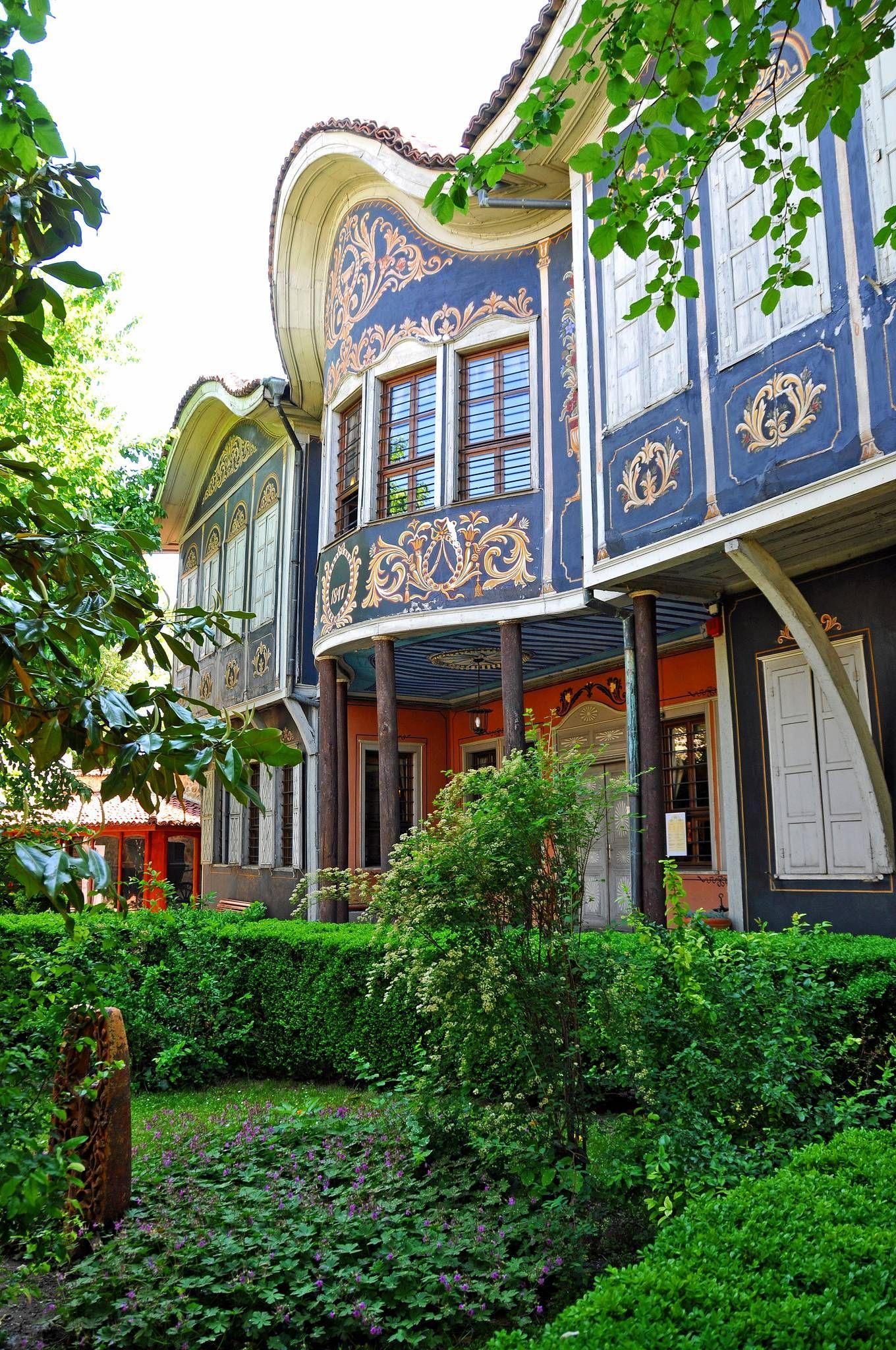 Bulgaria-0742 – Plovdiv Regional Ethnographic Museum