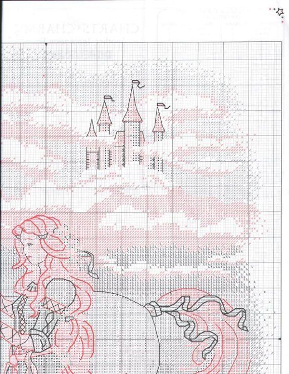 Gallery.ru / Фото #2 - Princess & Unicorn - elypetrova ...