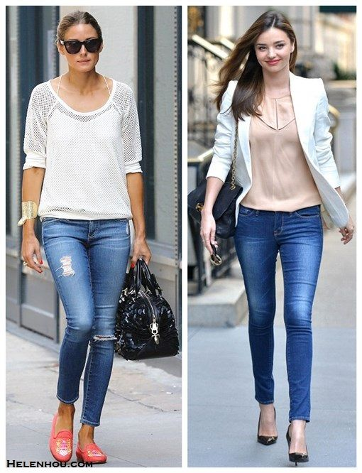 Skinny Jeans: Dress Up & Down | My Posts