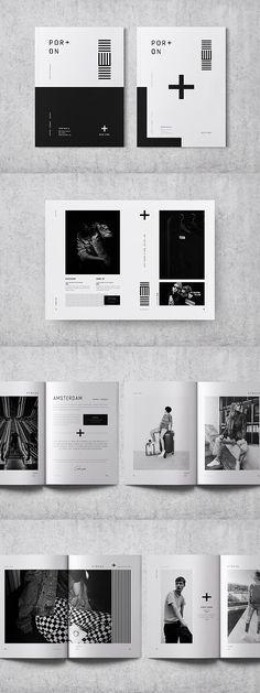 Fashion Lookbook / Portfolio