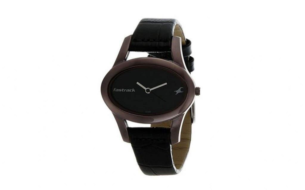 2eb5d8a9a5a  Fastrack OTS Upgrades  Analog  BlackDial  Women s  Watch – NE9732QL02J   amazon  Snapdeal  Flipkart Amazon India Flipkart Snapdeal