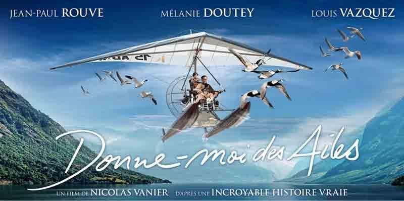 Donne Moi Des Ailes Le Film Inspire Par L Histoire Vraie De Christian Moullec Les Bridgets Film Romantique Belle Et Sebastien Film