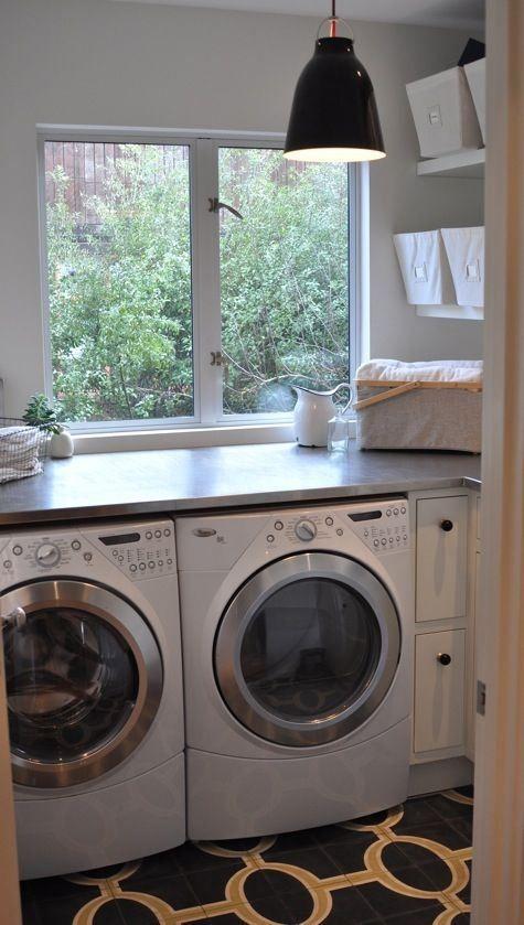 am nager buanderie buanderie buanderie amenagement. Black Bedroom Furniture Sets. Home Design Ideas