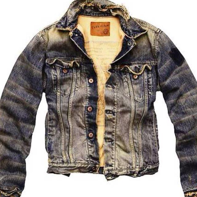 I want a jean jacket so bad!