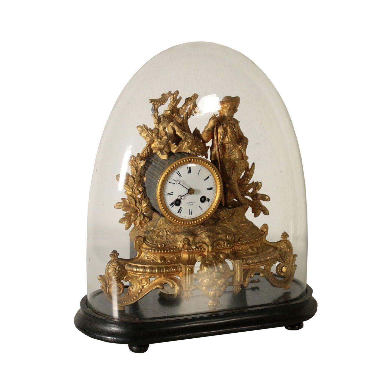 Pariser In Vitrine Frankreich 19 Jahrhundert Antike Uhren Vitrine Pariser