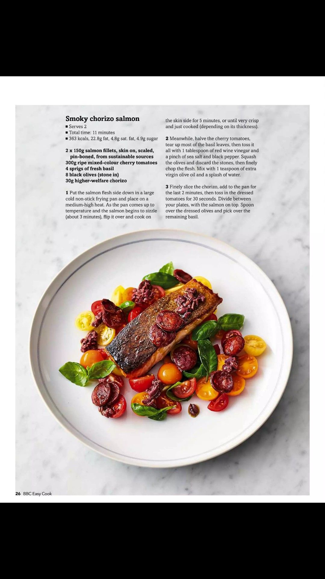 Chum salmon: cooking recipe with photo 70