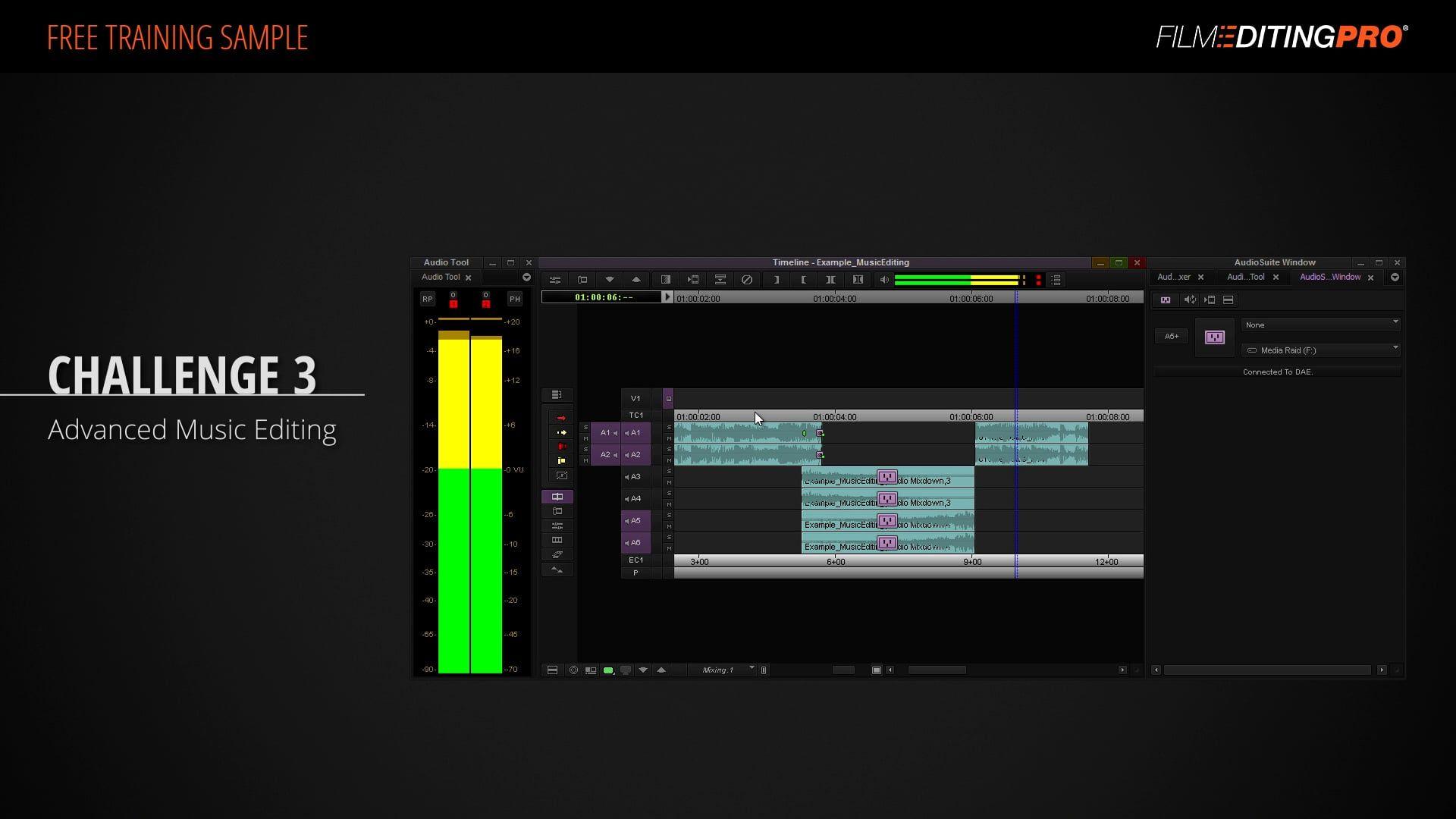 Mastery Sample 1 Film Editing Sound Design Dissertation On