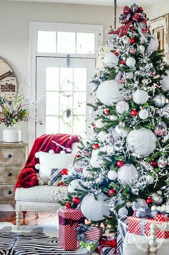Arboles De Navidad Decoracion Navidad Arboles De Navidad Modernos Navidad Blanca