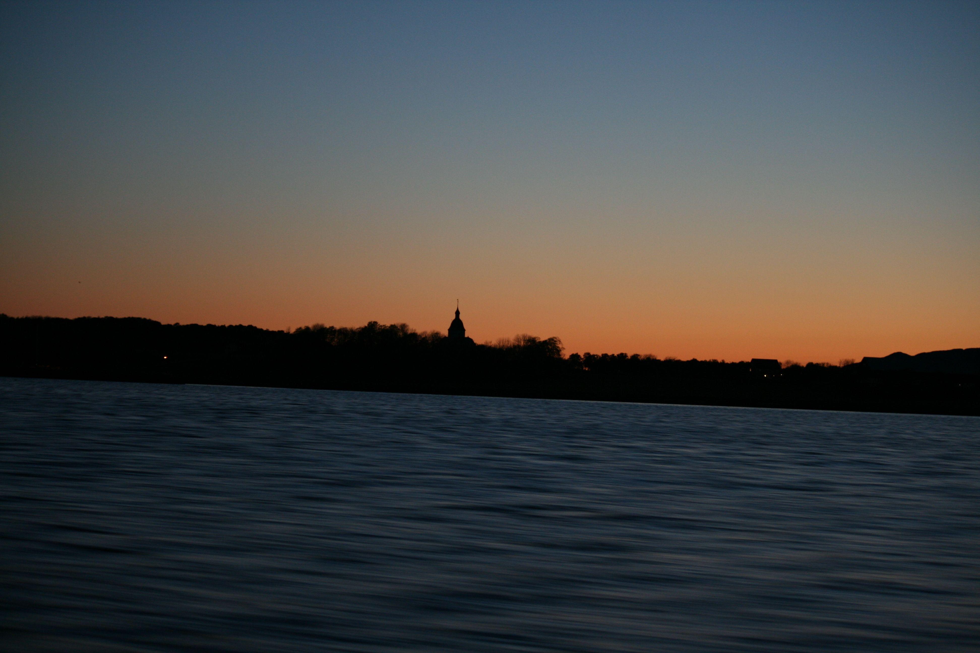 Norway Fosen, at midnight.