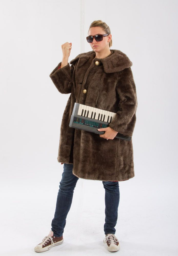 elise is macklemore great diy costume
