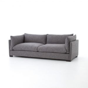 Marvelous The Ultimate Low And Deep Lounge Sofa. Knife Edge Cushioning Is Upholstered  In