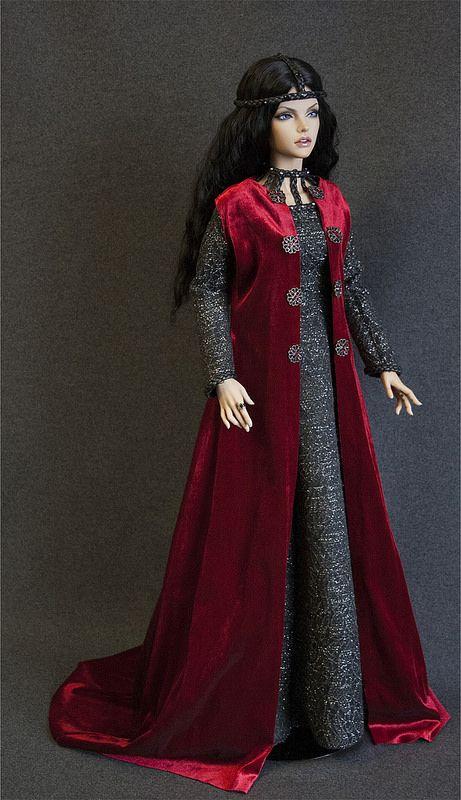 Bella as Morgana | Flickr - Photo Sharing!