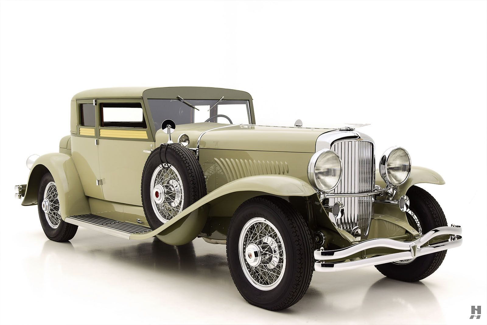 1932 Duesenberg Model J Judkins Victoria Coupe Vintage Cars