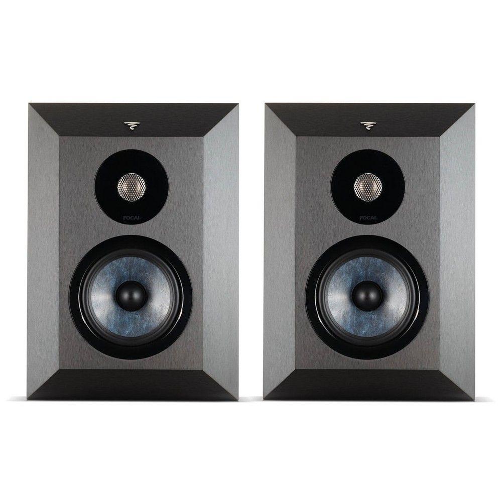Focal Chora Surround Speakers – Pair (Black)