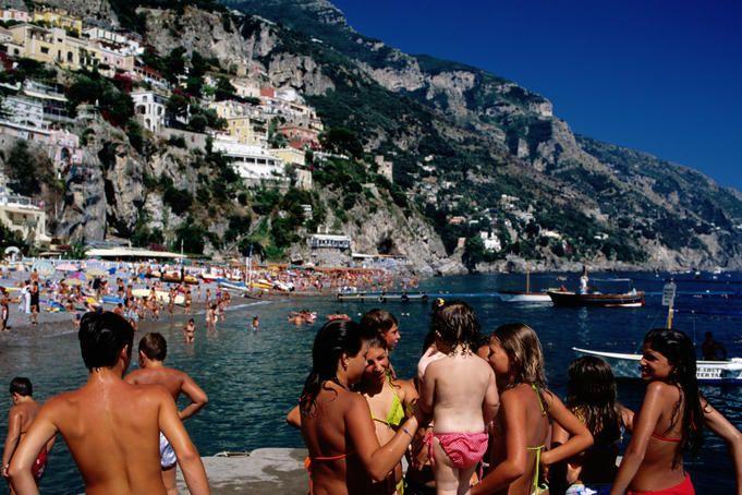 Spiaggia Grande, Amalfi