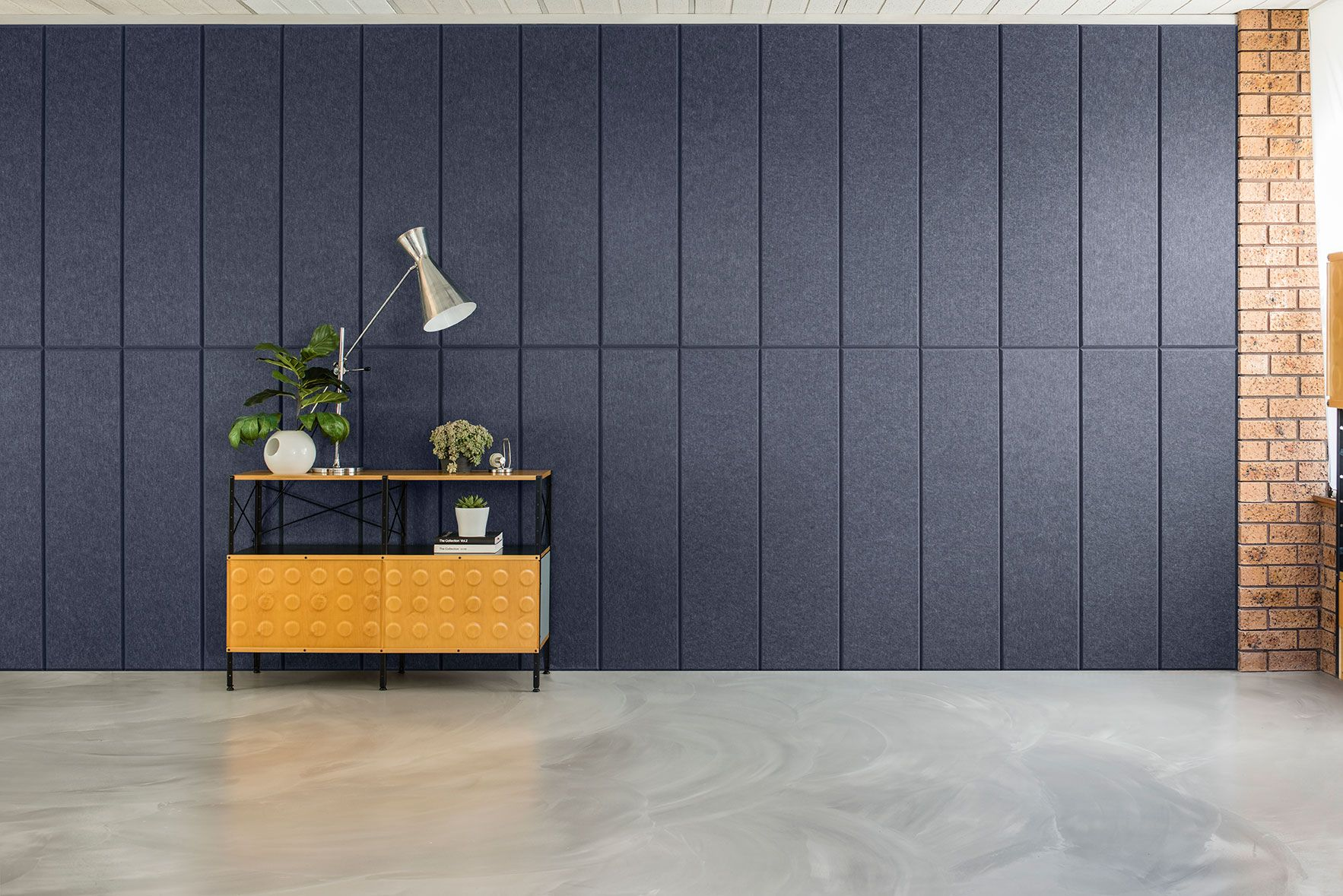 Echopanel Acoustic Tile From The Balance Range, Peel And Stick