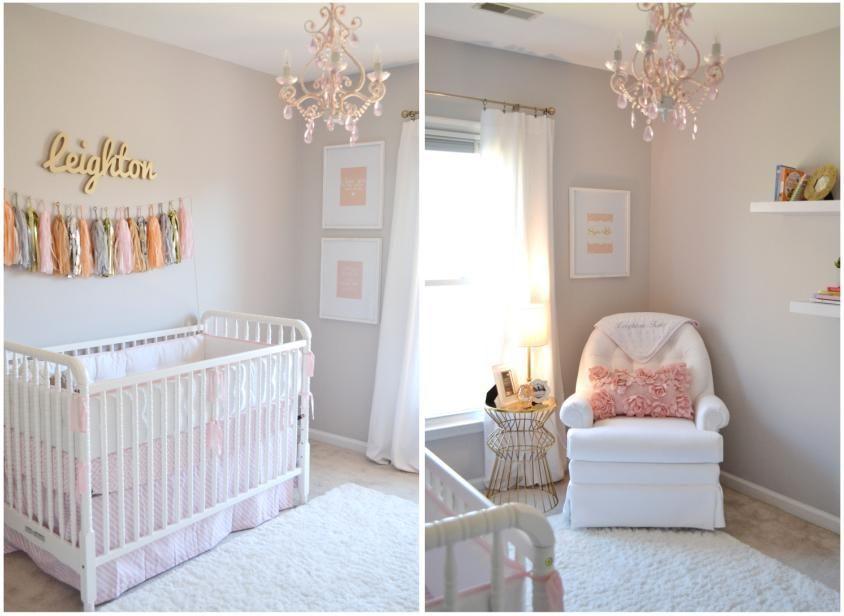Best Baby Pink Gold Nursery Gold Nursery Nursery 400 x 300