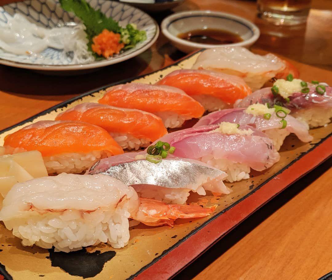 上野 寿司