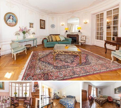 4 Bedroom Apartments Rent: Magnificent Exclusive 4-bedroom Rental Apartment On Rue