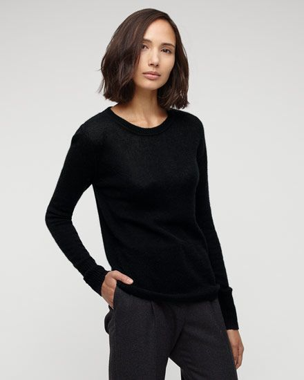 abe900698 Cashmere Katharine Cloud Crew Neck Jumper | Jigsaw | Wear It in 2019 ...