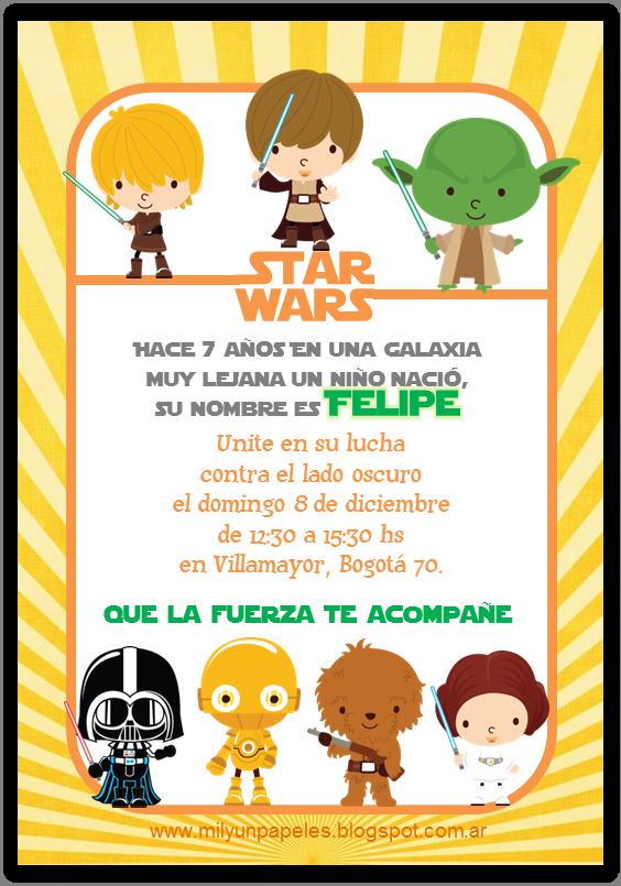 El último Jedi De Star Wars Para Niños Fiesta De Cumpleaños Bolsas Storm Trooper Vajilla
