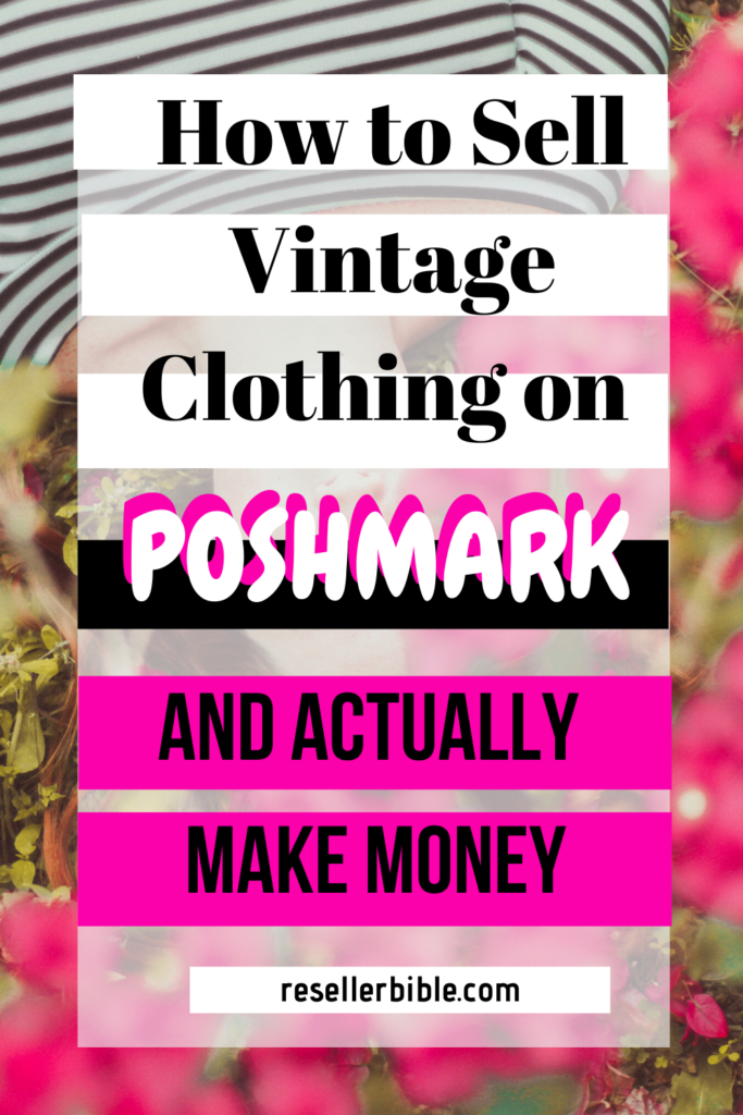 How To Sell Vintage Clothing On Poshmark Things To Sell Vintage Outfits Poshmark