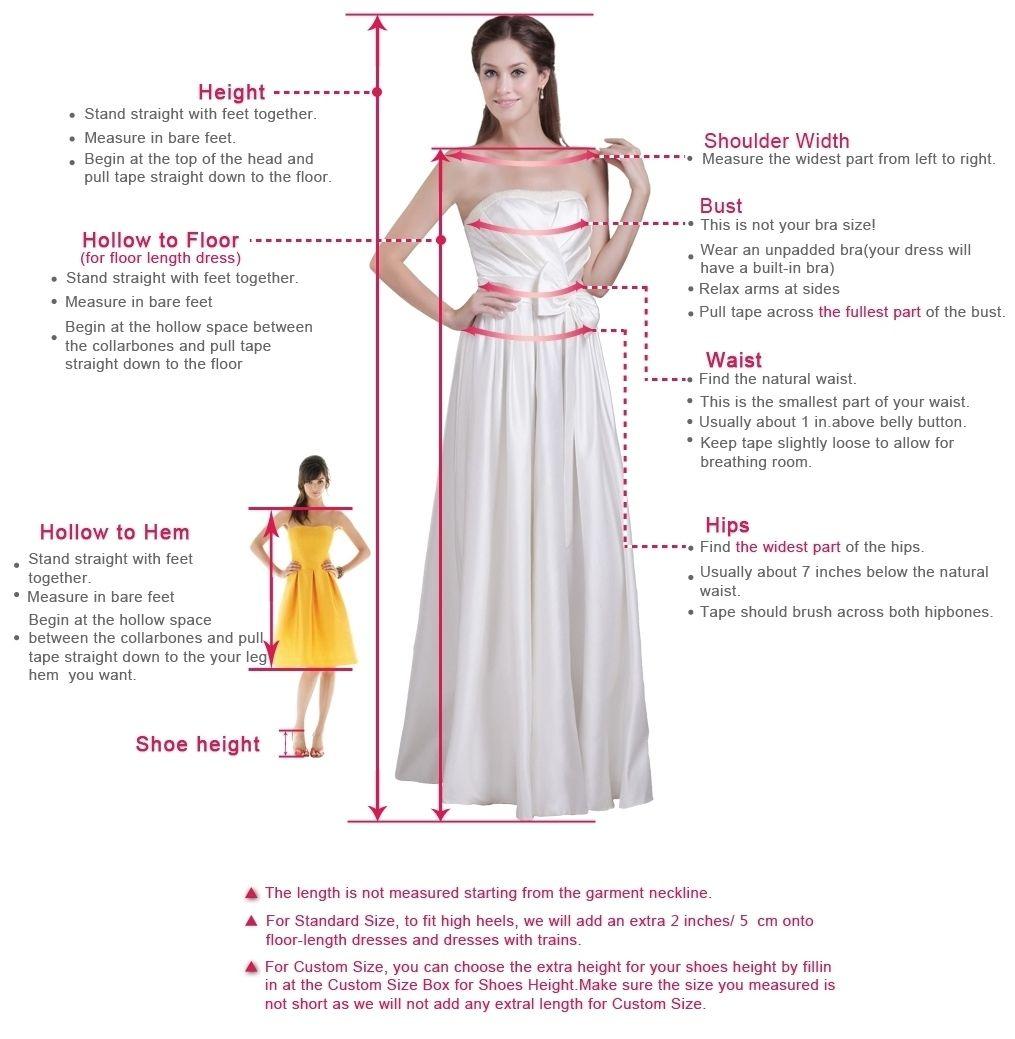 Elegant prom gownblue prom dressessatin prom dresshalf sleeves
