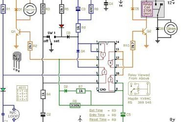 wiring diagram of house electrics schematics and diagrams